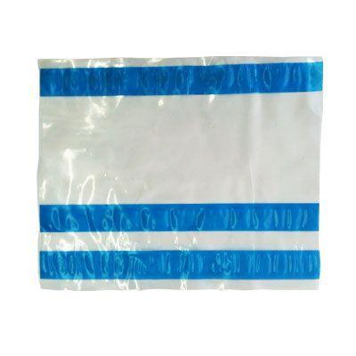 Envelope Plástico Awb Transparente L:14,5 X C:17,5 cm
