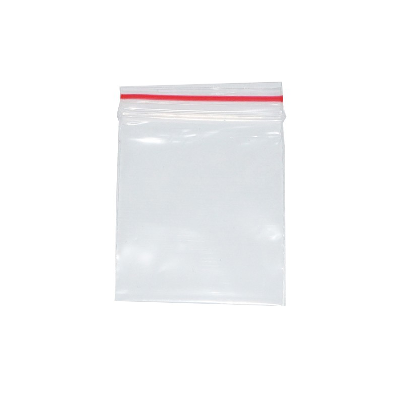 Saco Fecho Ziplock Transparente L: 12 x C: 17 cm 100 Unidades