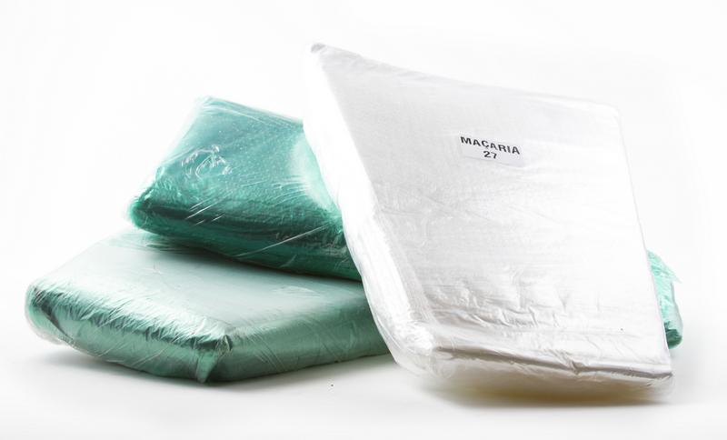 Saco Plástico a Vacuo Transparente Espessura 0,15 1000 Unidades