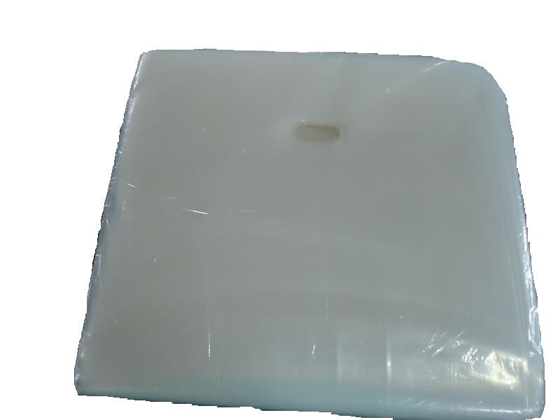 Saco Plástico PP Adesivado Transparente 250 Unidades