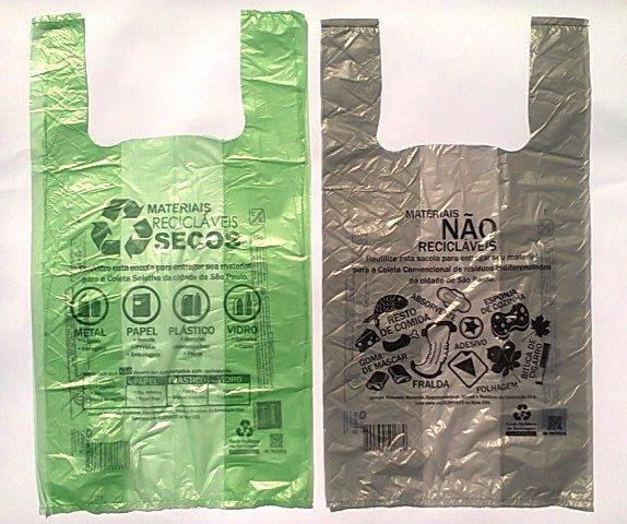 Saco Plástico PP Liso Transparente 1000 Unidades